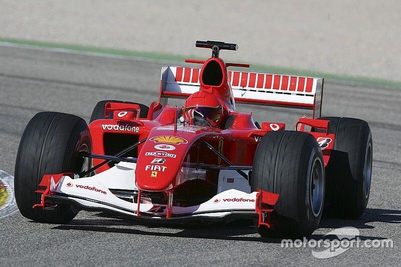 C'était un 1er février: les essais de Rossi avec Ferrari à Valence