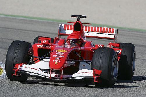 Rossi był bliski startów w F1
