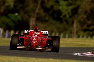 Ретро-відео: перша публічна поява Міхаеля Шумахера за кермом Ferrari