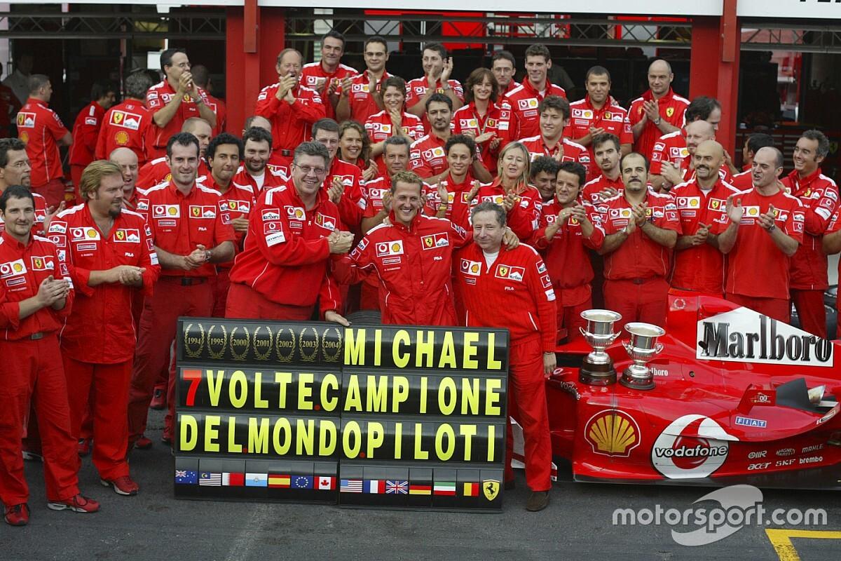 Zehn riskante Formel-1-Teamwechsel, die sich ausgezahlt haben