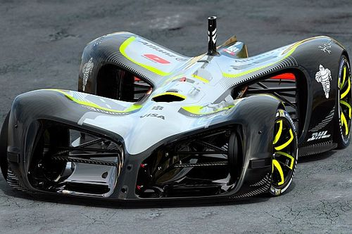 """Svelata l'incredibile """"Robocar"""" da corsa a guida autonoma!"""
