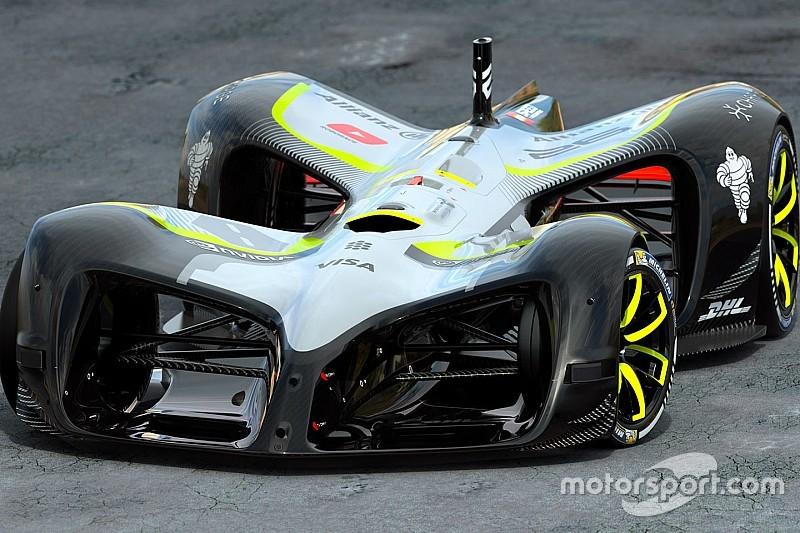Roborace, première voiture de course autonome à Goodwood