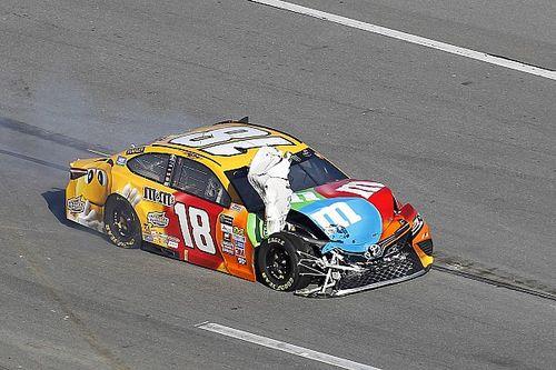 """NASCAR-Star Kyle Busch will dringend """"in den Rhythmus kommen"""""""