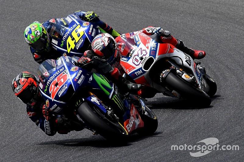 Las notas del Gran Premio de Italia