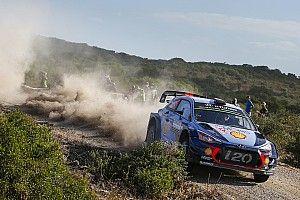 Sardegna, PS8: Paddon guadagna, Neuville sul podio