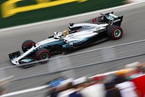 F1 Noticias de última hora Hamilton domina la primera práctica libre en Canadá