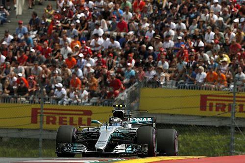 Mercedes descarta atrapalhar Vettel no GP da Áustria