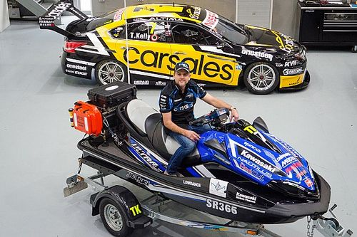 Todd Kelly to run updated livery in Townsville