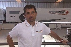 Toni Cuquerella, nuevo asesor de Campos Racing en Fórmula 2