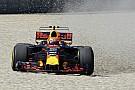 Verstappen sufrió en Austria por un cable suelto