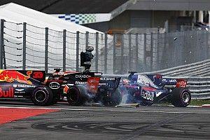 F1-Startkollision beim GP Österreich in Spielberg: Stimmen der Beteiligten