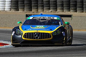 PWC Race report VIR PWC: Skeen/Heckert deliver GT SprintX win for Lone Star