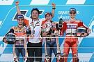 MotoGP Triunfo de Márquez en Aragón para liderar el campeonato en soledad