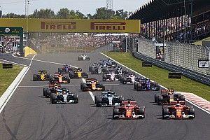 Confira os horários do GP da Hungria de F1