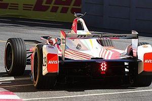 Rosenqvist é pole e Di Grassi se aproxima de título da F-E