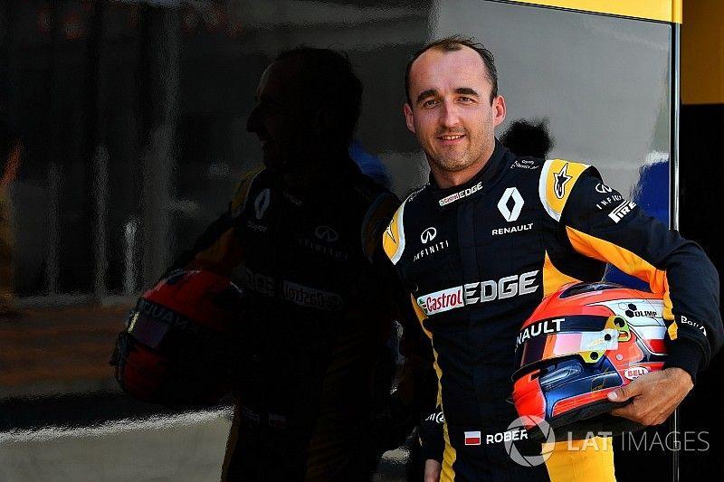 """Nico Rosberg asegura que """"Kubica está al 100% físicamente"""""""