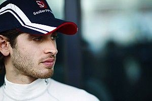 Sauber terkejut dengan kualitas debut F1 Giovinazzi