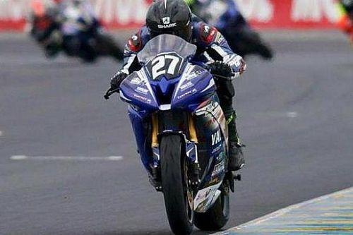 Tragedia nella Supersport francese: muore Adrien Protat a Le Mans