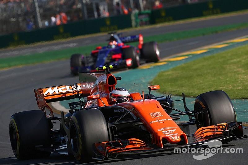 """Wurz - La F1 est à nouveau """"authentique"""""""