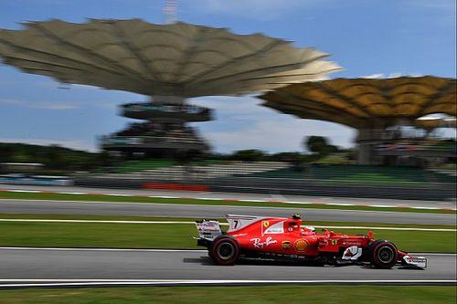 Fotogallery: le Qualifiche del Gran Premio della Malesia di F.1
