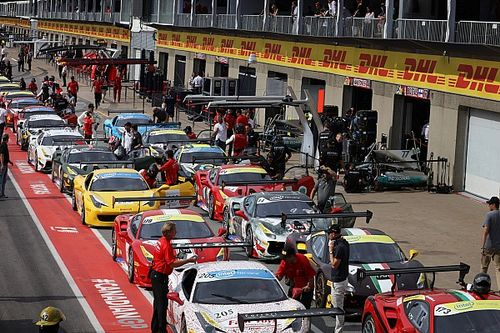 Ferrari Challenge North America heads to Montreal