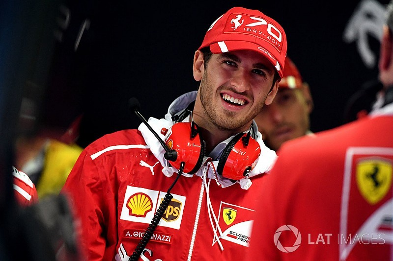 Marchionne in Sauber talks to discuss Giovinazzi/Leclerc plan