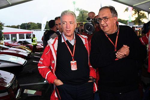 """Marchionne: """"Firmerei per Vettel secondo, ma non con Hamilton primo"""""""
