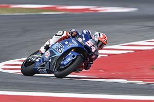 Moto2 Qualifying report Moto2 San Marino: Pasini quat-trick pole position