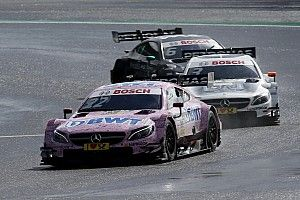 Mercedes sapu bersih DTM Nurburgring