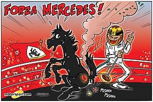 Formule 1 Contenu spécial Cirebox revient sur le Grand Prix d'Italie!