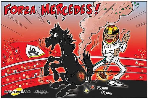 Cirebox revient sur le Grand Prix d'Italie!