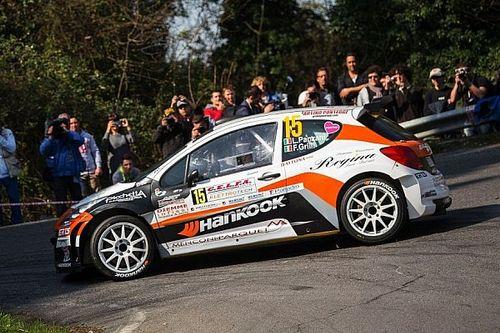 Luca Panzani torna nel Tricolore Rally con una Peugeot 207 S2000