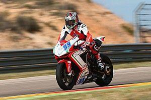 Jacobsen regala la pole di Aragon alla MV Agusta. Gran rientro di Sofuoglu