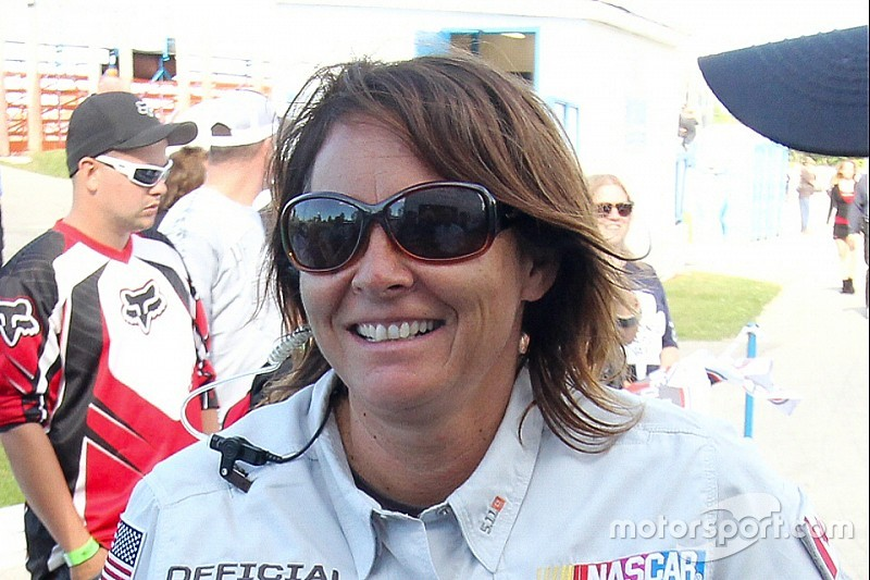 Putnam makes history as director of NASCAR Pinty's Series