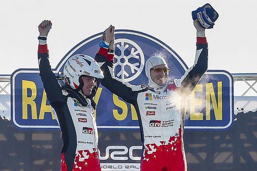 Sweden WRC: Latvala grabs landmark win for Toyota