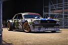 Automotive You can drive Ken Block's 1,400-HP Hoonigan Mustang in Forza 7