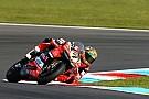 Superbikes WSBK Lausitzring: Davies oppermachtig, Van der Mark 15e na problemen