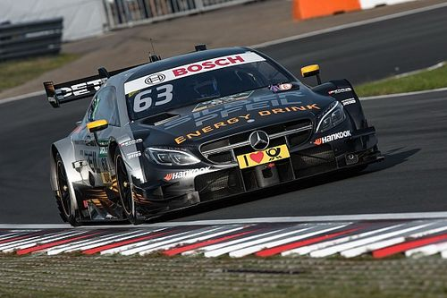 Engel vacates DTM seat for Mercedes' final season