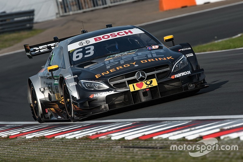 Engel vacates DTM seat for Mercedes' final season