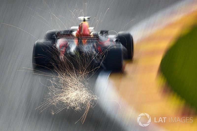Fotogallery: i primi due turni di libere del GP del Belgio di F.1