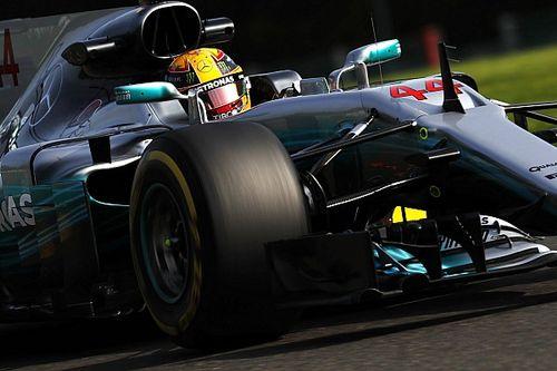 Belgian GP: Hamilton quickest in FP2 before rain hits Spa