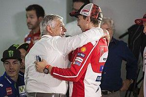 """Lorenzo arremete frontalmente contra Agostini: """"Espero no quedarme fosilizado en los recuerdos de mis victorias"""""""
