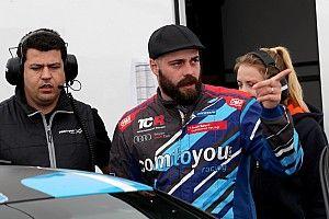 Stefano Comini: Erste Pole Position mit Audi in der TCR