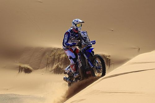 Merzouga Rally: De Soultrait extends lead with stage win