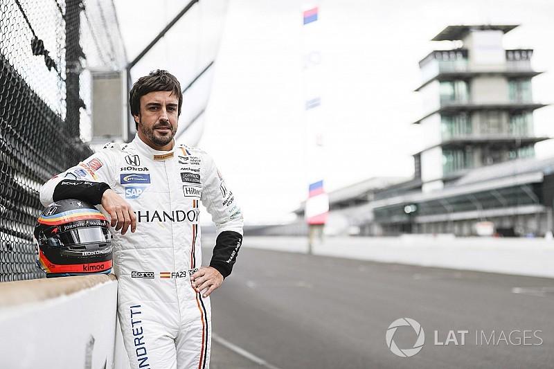 Росси: В IndyCar Алонсо сможет снова получать удовольствие от гонок
