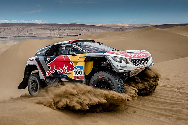 In beeld: Van Moskou tot Xi'An in de Silk Way Rally