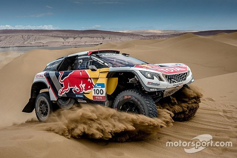 Preview Dakar 2018 – Auto's: Titanenstrijd tussen Peugeot, Mini en Toyota
