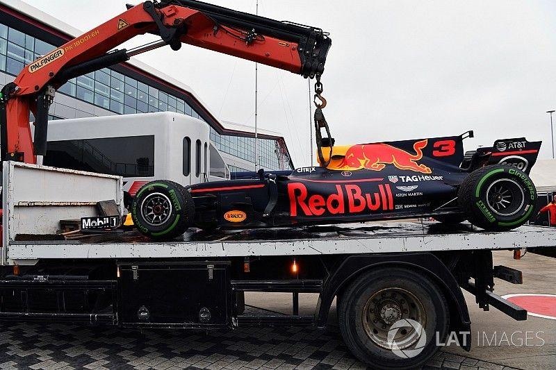 """Red Bull: """"Slechtste jaar qua betrouwbaarheid sinds 2006"""""""