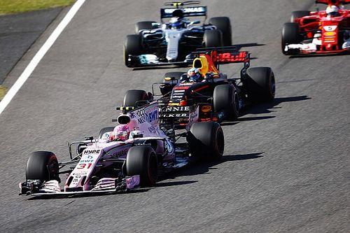 Japanese Grand Prix: We achieved the maximum, says Ocon