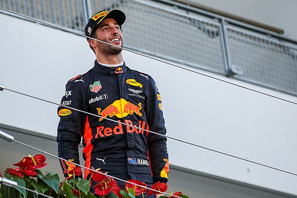 Forma-1 Motorsport.com hírek A Red Bull szerint Ricciardo a Forma-1 egyik legfontosabb karaktere és versenyzője